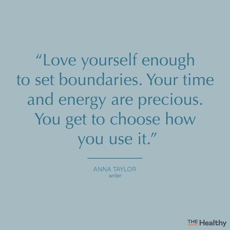 self love quote card
