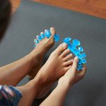 I Tried YogaToes and They Did Help My Foot Pain