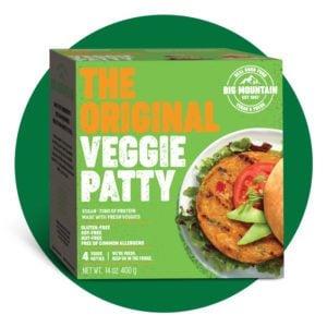 Big Mountain The Original Veggie Patty