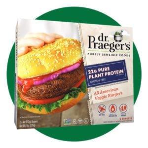 Dr Praegers All American Veggie Burgers