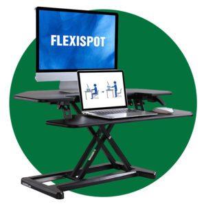 Flexispot Stand Up Desk Converter Standing Desk Riser