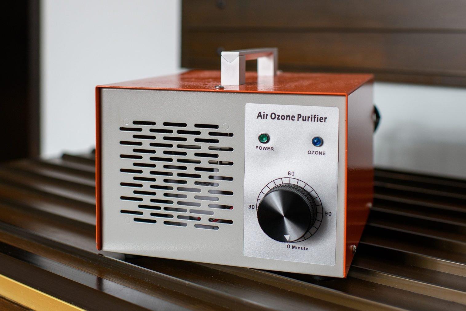 Air ozone purifier