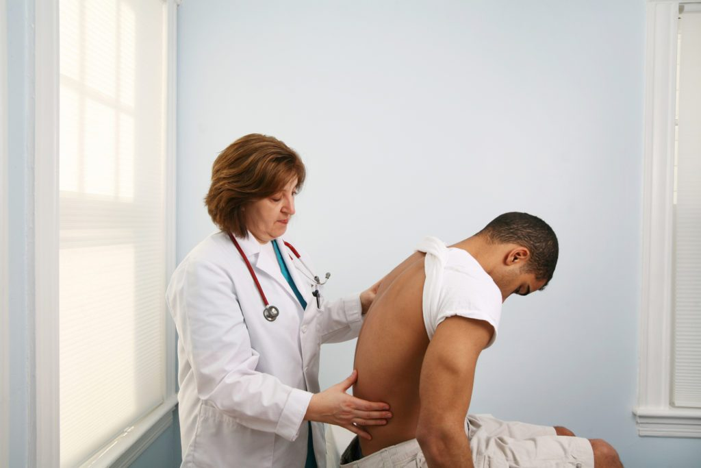 What Causes Sharp Lower Back Pain?