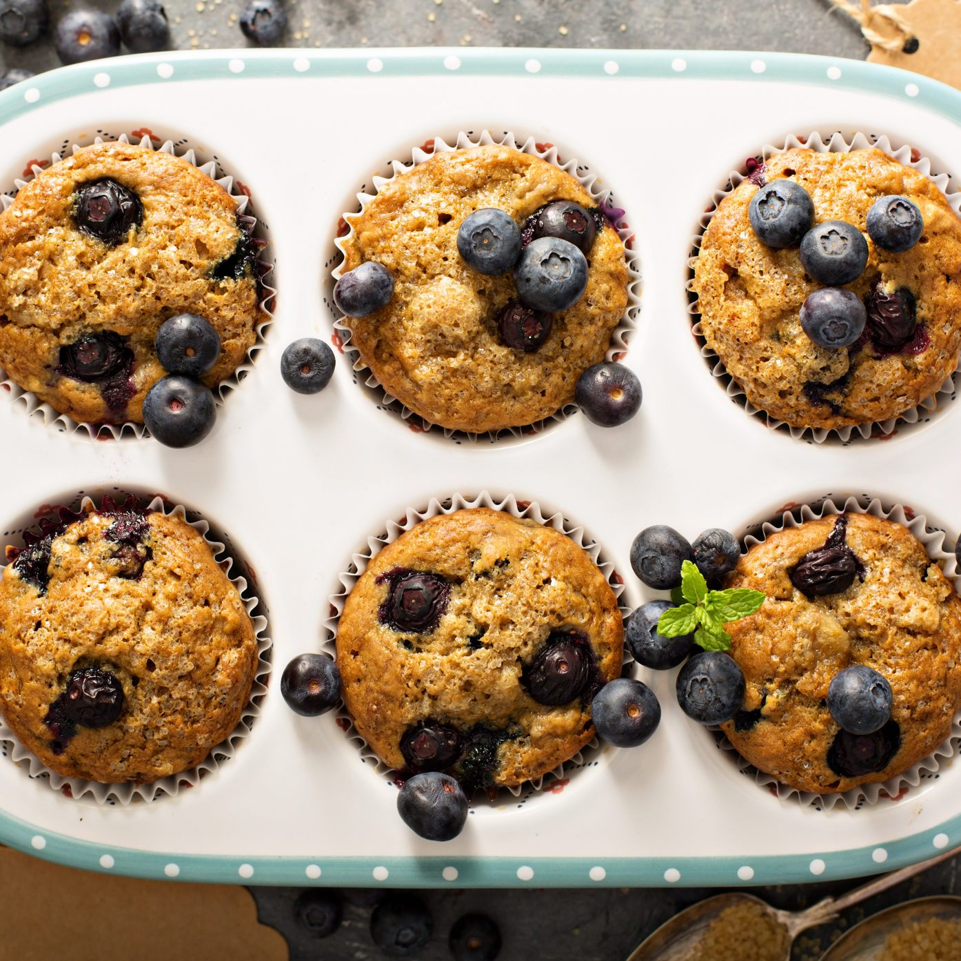 10 Healthy Muffin Recipes to Try