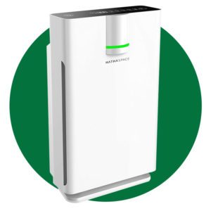 Hatha Space Smart True Hepa Air Purifier 2