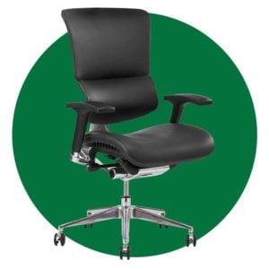 X Chair X4 Leather Executive Chair