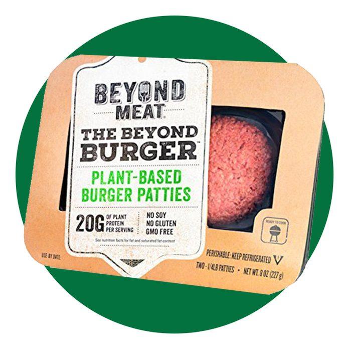 Beyond Meat Vegan Burgers
