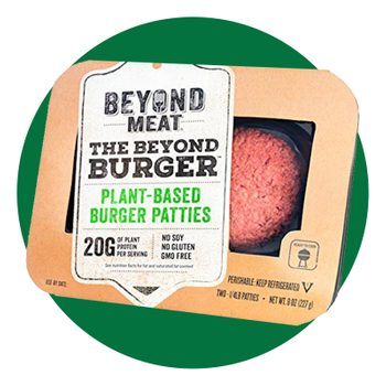 Beyond Meat Vegan Burgers