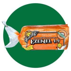 Food For Life Ezekiel 4 9 Bread