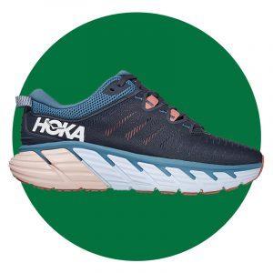 Hoka One Womens Gaviota 3 Running Shoes