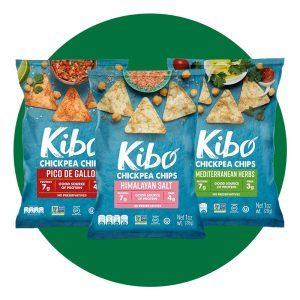 Kibo Chickpea Chips