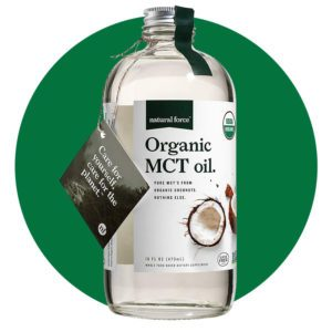 Natural Force Organic Mct Oil