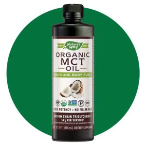 Natures Way Organic Mct Oil