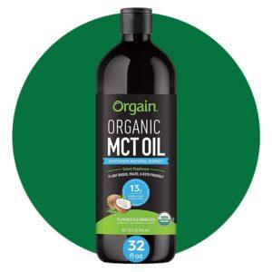 Orgain Organic Mct Oil