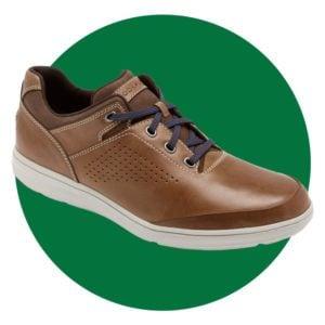 Rockport Mens Zaden 5 Eye Ubal Sneaker