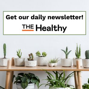 The Healthy Newsletter Card