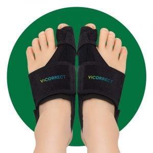 Vicorrect Bunion Corrector And Bunion Toe Separators