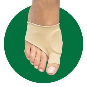 Zentoes Bunion Corrector And Bunion Relief Sleeve With Gel Bunion Pads