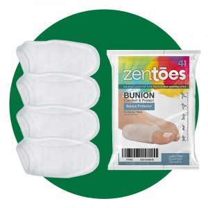 Zentoes Bunion Guard Shields