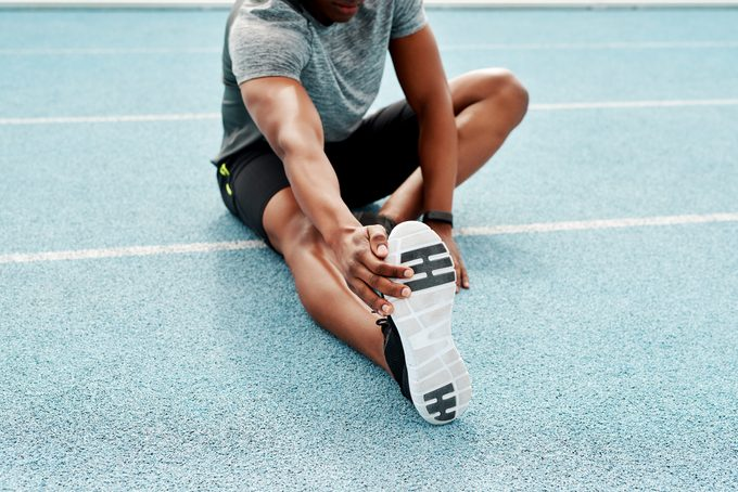Stretching Is An Essential Part Of Exercise