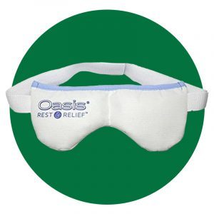 Oasis Rest And Relief Eye Mask