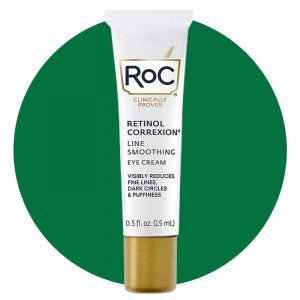 Roc Retinol Correxion Line Smoothing Anti Aging Retinol Eye Cream