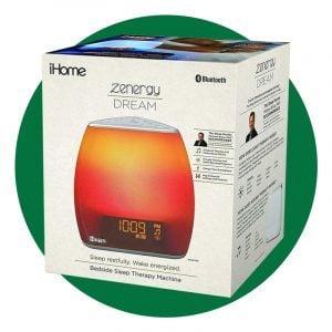 Ihome Zenergy Bedside Sleep Therapy