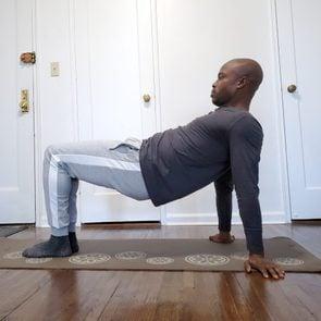 pilates exercises reverse plank