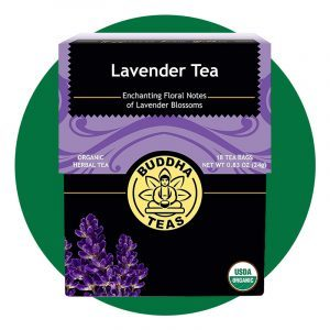 Buddha Teas Organic Lavender Tea