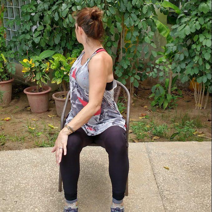 lumbar rotation exercise
