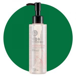 The Face Shop Rice Water Bright Light Cleansing Oil1