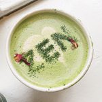 A Matcha Latte At-Home Recipe This Nutritionist Loves