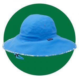 Columbia Womens Pfg Sun Drifter Hat