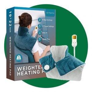 Comfytemp Weighted Heating Pad