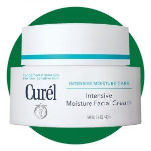 Curel Intensive Moisture Facial Cream