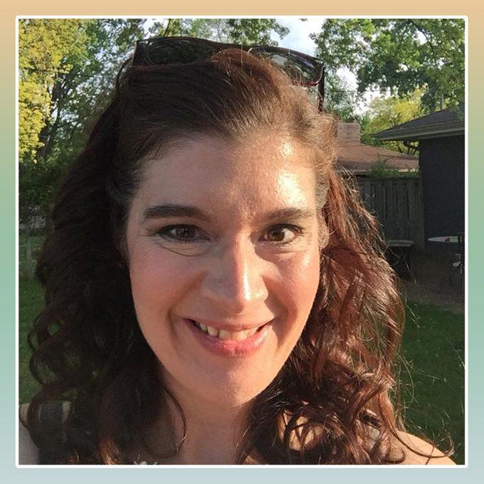 Jenn Espinosa Goswami Selfie