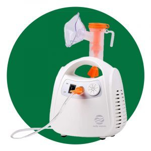 Only Warm Portable Nebulizer