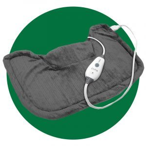 Pure Enrichment Purerelief Neck And Shoulder Heating Pad