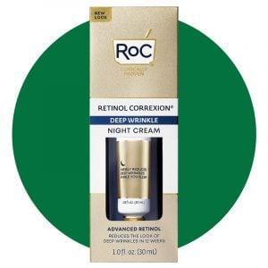 Roc Retinol Correxion Deep Wrinkle Night Cream