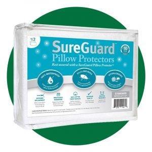 Sure Guard Pillow Protectors