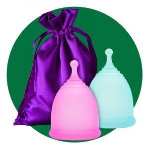 Ecoblossom Menstrual Cups