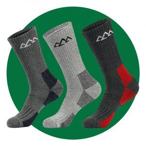 Innotree Full Cushion Hiking Socks