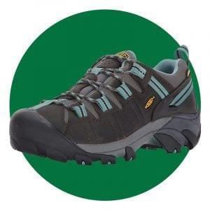 Keen Womens Targhee 2 Low Height Waterproof Hiking Shoe