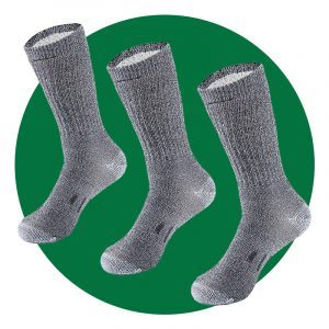 Meriwool Midweight Hiking Socks