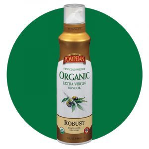Pompeian Usda Organic Extra Virgin Olive Oil Non Stick Cooking Spray