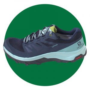 Salomon Womens Outline Gtx W Hiking Shoes