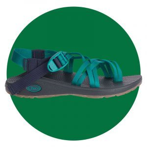 Chaco Womens Z Cloud 2 Hiking Sandals