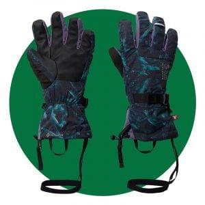 Mountain Hardwear Firefall Gore Tex Gloves