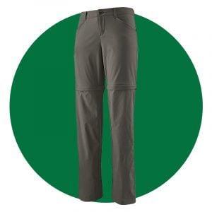 Womens Quandary Convertible Pants