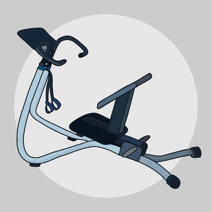 Stretch Machine illustration